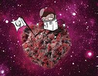 Criptonita espacial