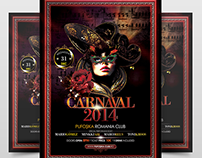 FREE Carnaval 2014 Flyer