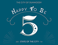 Dunwoody: Happy to Be 5