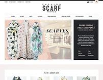 E-Commerce Web Design for Fashion Client