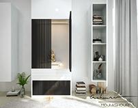 Residential Interior Design - Mixed Freelance 3D Render
