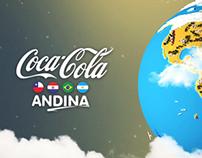 Coca cola - Andina 3D