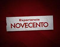 Experiencia Novecento Website & App/ Dante Robino