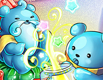 Illustration for Candypot game