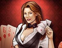 Poker Hall