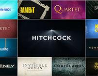 Trailer and Film Title Design -  2010 - 2013