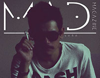 M.A.D. Magazine Redesign #1 | August 2013