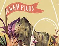 Machu Pichu - Tiny Terrarium