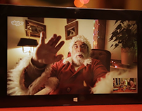 Microsoft Christmas - Celebrate your family