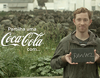 Partilha uma Coca-Cola - Corvo Island