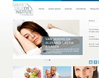 Santa Cruz Eye Institute Web Site