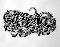 Poesia caligrafía