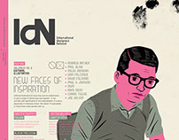 IdN v21n3: Editorial Illustration