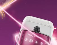 Sony Ericsson promo