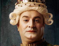 King XV