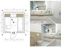 bathroom ~