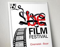 Be film festival poster
