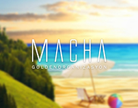 Macha Golden - Web Design