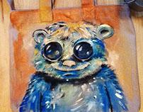 Fabric painting II