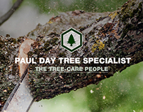 Tree Specialists - Web Design