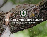 Tree Specialists - Web Design