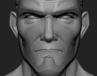 Stylized Head _ Test!