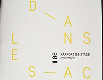 Rapport de stage - Internship report