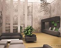 Modern Restaurant-Interior Perspectives
