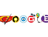 Doodle google - pixar
