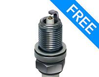 Free Spark Mockup
