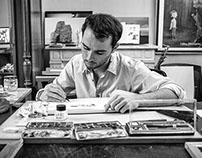 François Schaal • Illustrateur