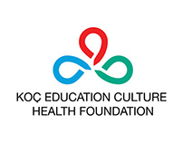 Koç Education Culture Health Foundation logo design