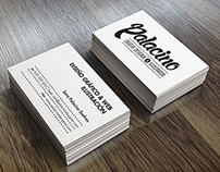 Logo and Business Cards to Palacino Creative Designer