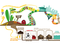 Food Waste Graphics