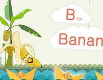 Alphabets App