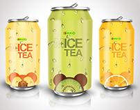 Ice tea package design