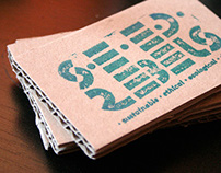 SEEDREBELS business cards