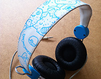 HEADPHONE WESC CUSTOM