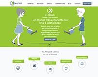 X-Orion Web Site