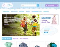 Lic & Tavo Website