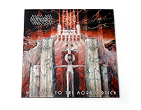Vader Welcome To The Morbid Reich gatefold vinyl