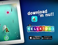 w.s.v. De Optimist - App Promo RTL Telekids/Delta Lloyd