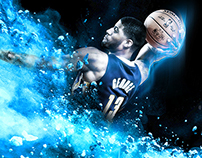 Paul George 'Fly' Artwork