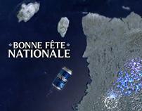 Labatt Bleue, St. Jean Baptiste Day