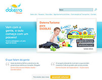 Daterra Turismo Website