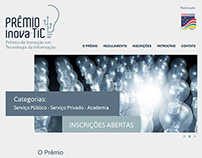 Prêmio Inovatic Website