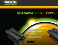 Duracell Gaming Power