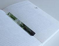 'Tussen Ruimte' - Book