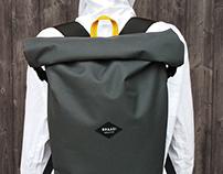 Rolltop backpack Braasi Industry