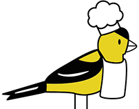 Logo: Finch Food Cakes